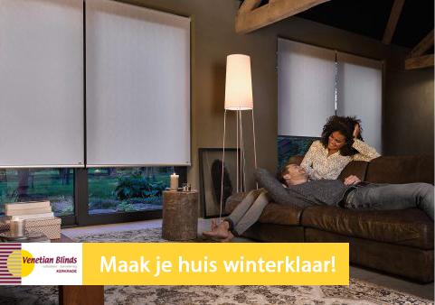 Maak je huis winterklaar