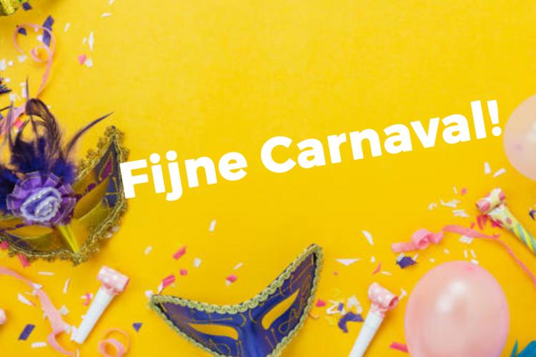 Aangepaste openingstijden tijdens Carnaval